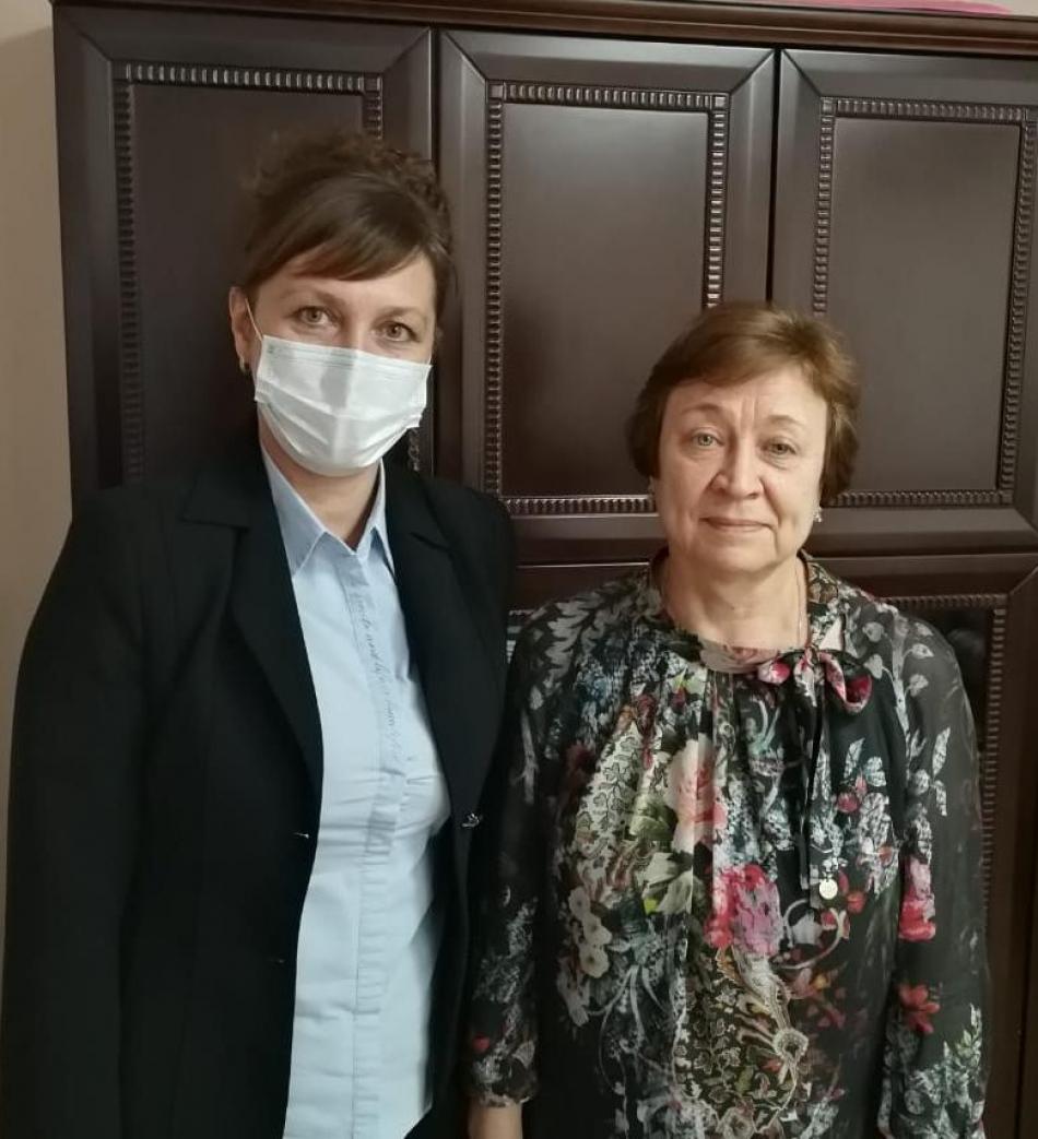 Уполномоченный по правам ребенка и Главный эксперт по медико-социальной экспертизе договорились о сотрудничестве