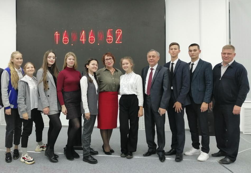 Детский общественный совет при Уполномоченном по правам ребенка в Забайкальском крае провел свое первое заседание в текущем учебном году