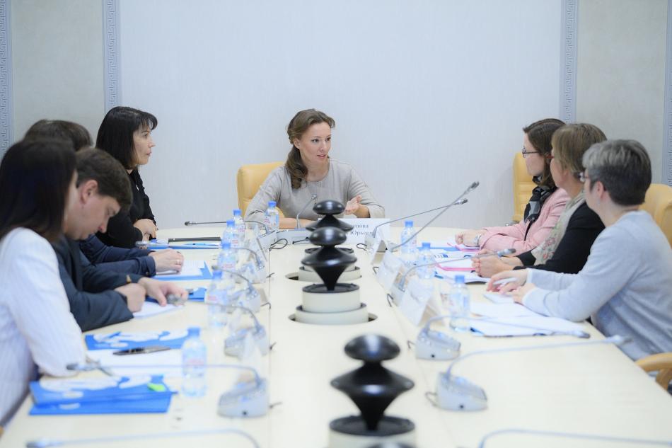 Анна Кузнецова провела встречу с представителями Посольства Финляндии