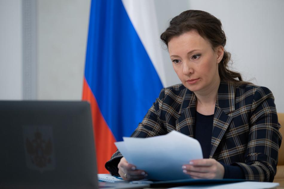 Анна Кузнецова помогла обеспечить ребёнка-инвалида лечебным питанием