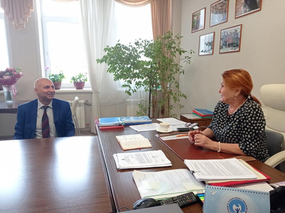 При содействии детского омбудсмена в Новосибирской области будет создан Студенческий общественный совет