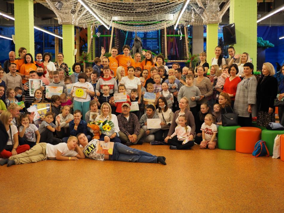Игорь Мороков принял участие в праздновании тринадцатилетия «Солнечных детей»