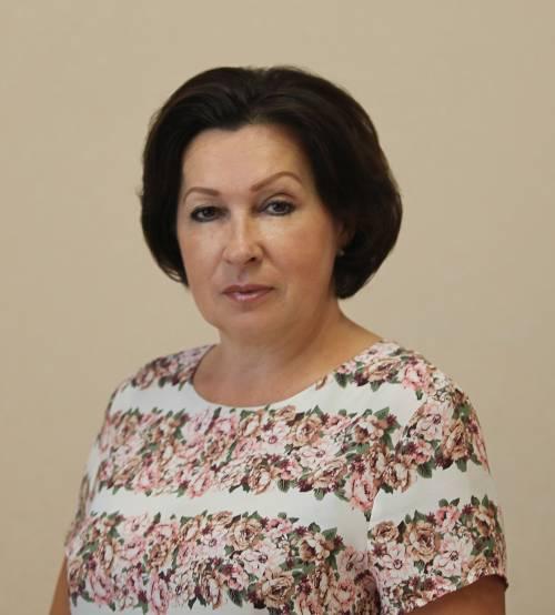 Быстрякова Татьяна Евгеньевна